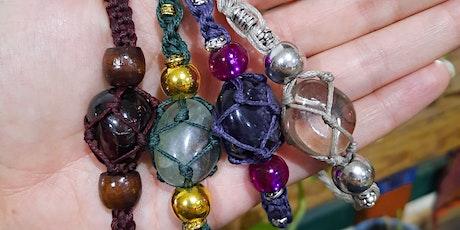 Crystal Bracelet Workshop tickets
