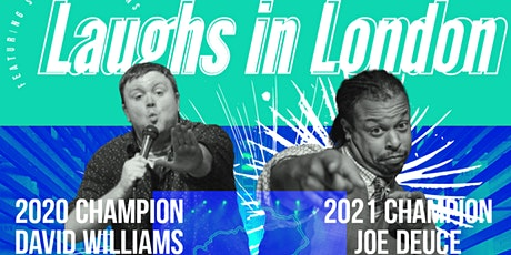 Laughs in London The Champions of Southern Kentucky's Got Talent tickets