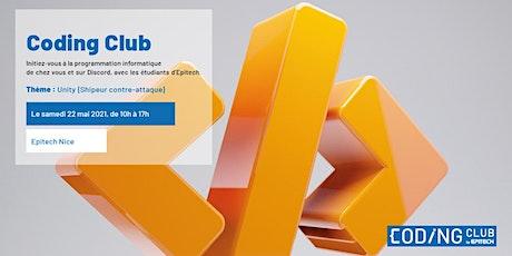 Coding Club Nice  {Unity} billets