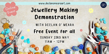 Jewellery Making Demonstration tickets