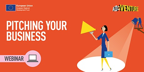 ADVENTURE Business Workshop - Pitching Your Business tickets