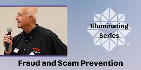 Illuminating...Fraud Prevention tickets