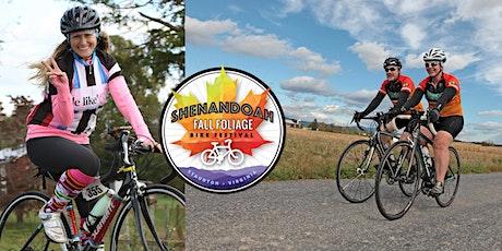 Shenandoah Fall Foliage Bike Festival 2021 tickets