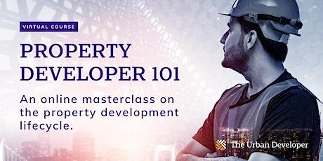Property Developer 101 tickets