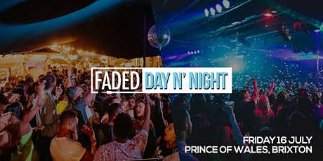 Faded - Day N' Night tickets