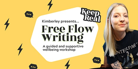 Free Flow Writing Workshop tickets
