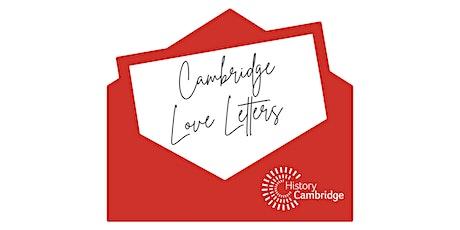 Cambridge Love Letters tickets