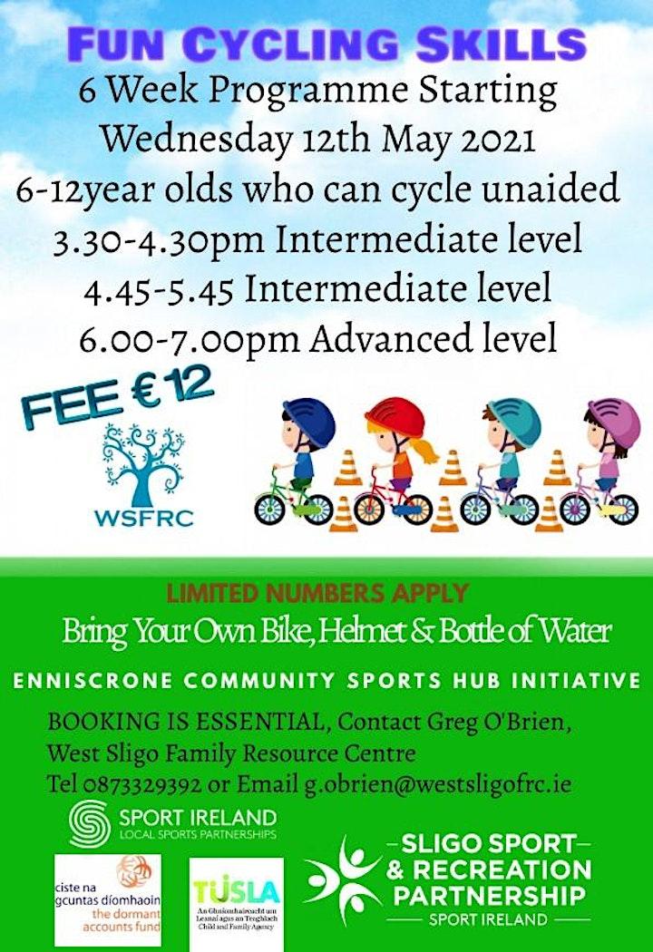 West Sligo FRC Cycling Programme image
