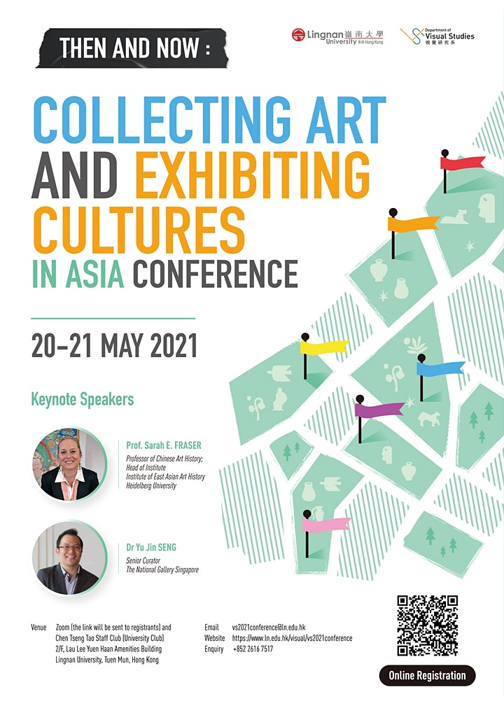 Then and Now: Collecting Art and Exhibiting Cultures in Asia Conference image