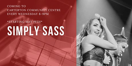 Simply Sass tickets