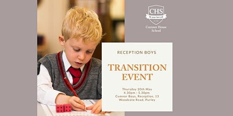 Reception Boys, Transition Event - PE Class tickets