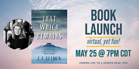 That Which Remains Book Launch tickets