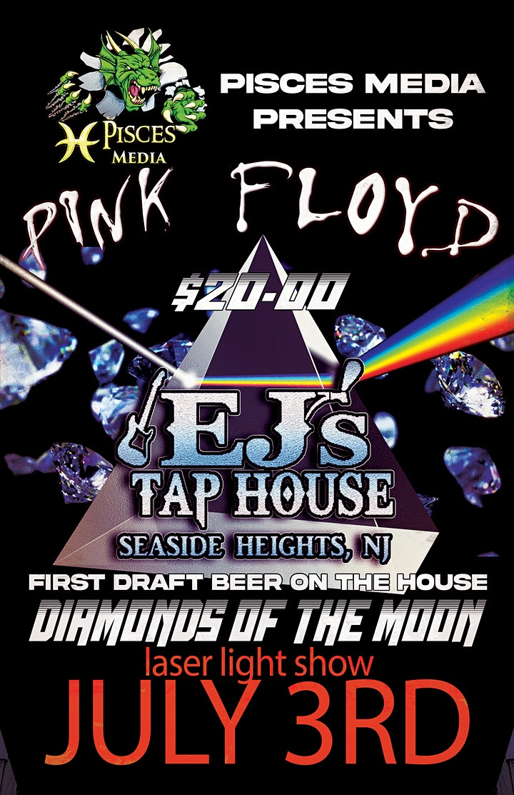Diamonds of The Moon. Pink Floyd Tribute image