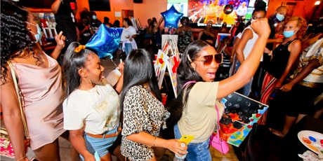 First Annual Juneteenth Trap And Paint Day Party tickets