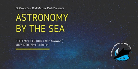 Astronomy by the Sea tickets