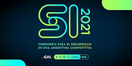 SEMANA DE LA INGENIERÍA 2021 boletos