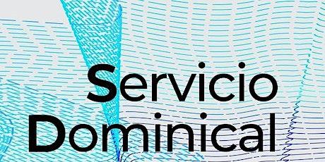 2do. Servicio Dominical - Domingo 16 de Mayo tickets