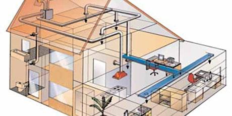Ontwerpen individuele ventilatie voor de woningbouw tickets