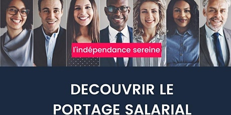 Découvrir le portage salarial  - 07-06-2021 billets