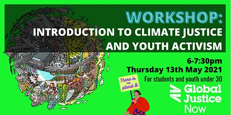 An Intro to Climate Justice and Youth Activism tickets