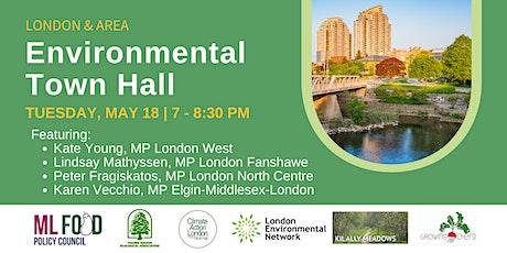 Environmental Town Hall tickets