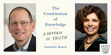 P&P Live! Jonathan Rauch | THE CONSTITUTION OF KNOWLEDGE w/ Nadine Strossen tickets
