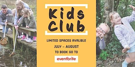 Kids Club  Summer C3 tickets
