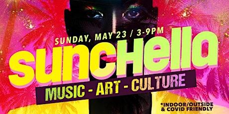 SUNCHELLA - Music, Arts, Culture tickets