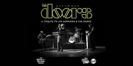 The Ultimate Doors - A Tribute to Jim Morrison & The Doors tickets