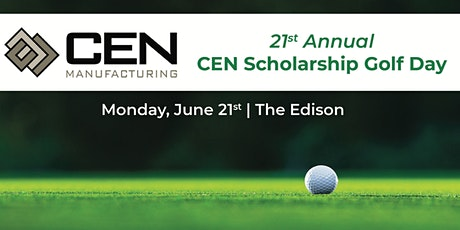 21st Annual CEN Scholarship Golf Day tickets