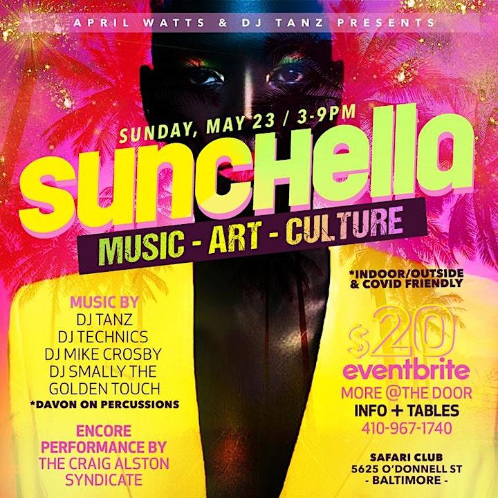 SUNCHELLA - Music, Arts, Culture image