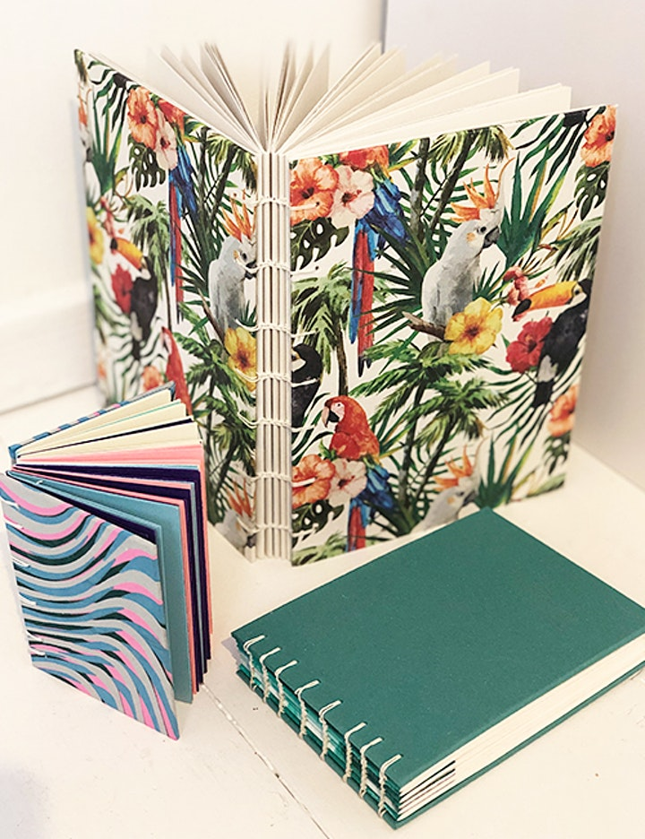 Make Your Own Handmade Book image