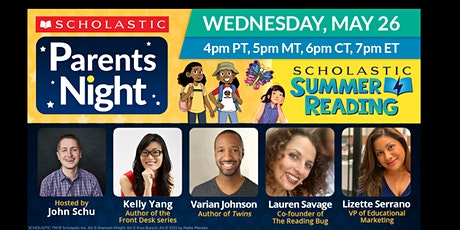 Scholastic Parents Night: The Power of Summer Reading! tickets