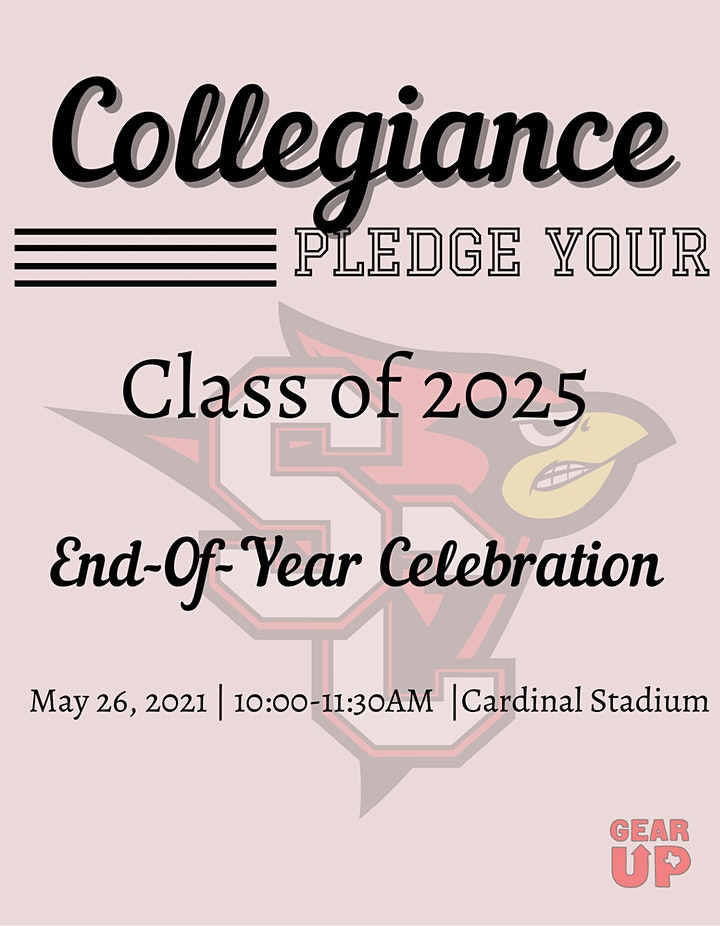 Class of 2025 End-of-Year Celebration image