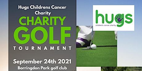Hugs Childrens Cancer Charity Golf Fundraiser tickets