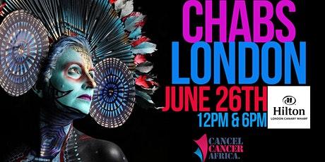 Chabs London tickets