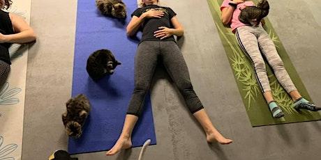 Kitty Yoga tickets