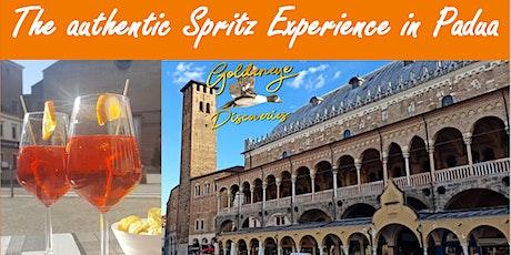 The Authentic Spritz Experience in Padua biglietti