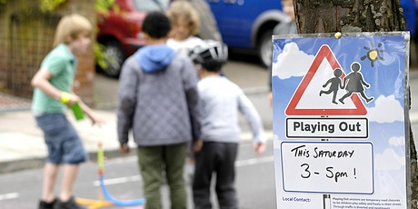 Play streets Q&A drop in tickets