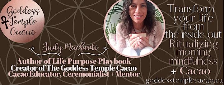 Discover The Secrets of Ceremonial Cacao - FREE EVENT! image