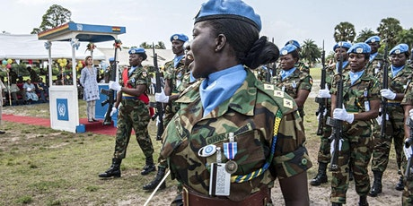 Effectiveness of United Nations Peacekeeping: Gender Matters tickets