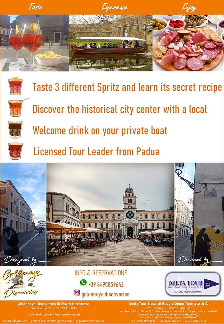 Immagine The Authentic Spritz Experience in Padua
