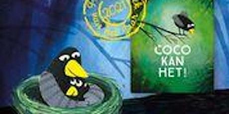 Spannend Boekenfestivalletje: Coco kan het! tickets