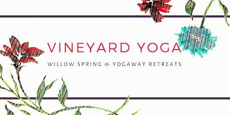 Vineyard Yoga in Haverhill, MA tickets