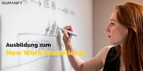 Ausbildung New Work Practitioner m/w/d - Online- Tickets