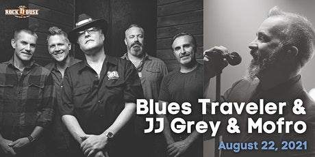 Blues Traveler & JJ Grey & Mofro tickets