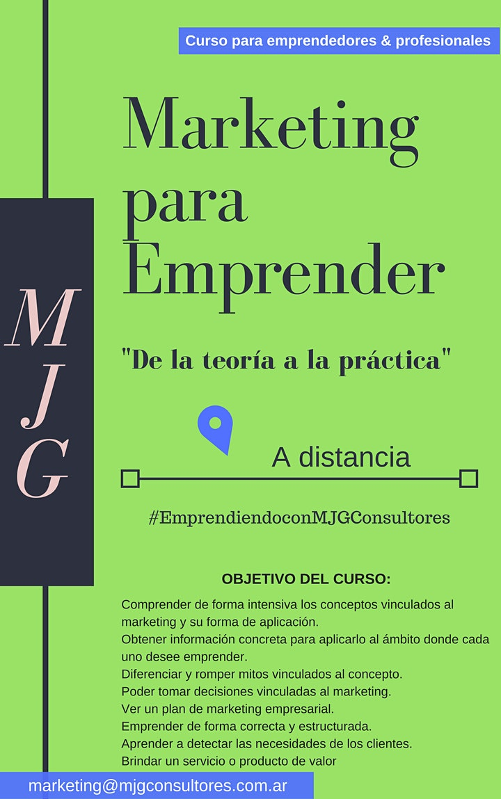 Imagen de Taller para Emprendedores ¿Cómo armar tu consultora o agencia de servicios?