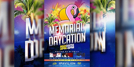 Memorial Daycation tickets