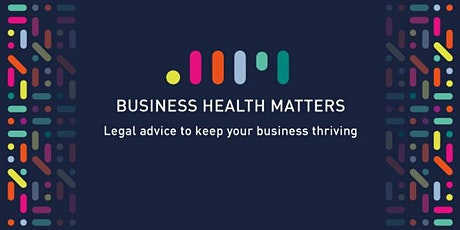 Business Health Matters -  Thrings tickets