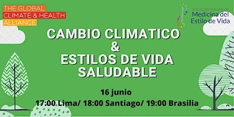 Clima & estilo de vida saludable / Clima & estilo de vida saudável entradas